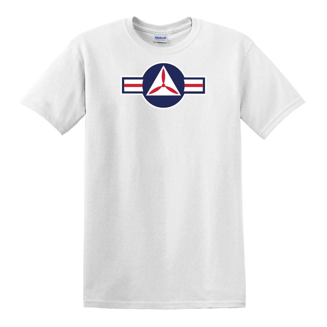 11121418a Amazon.com: fagraphix Men's United States Air Force USAF Civil Air Patrol Roundel  T-Shirt: Clothing