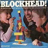 blockhead game - Blockhead! 1982 Vintage Balancing Game