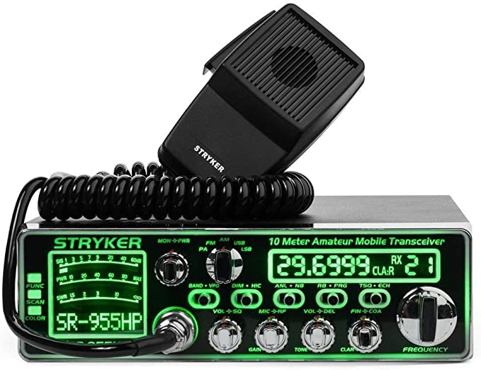 Stryker SR-955hpc - Radio amateur (10 m): Amazon.es ...