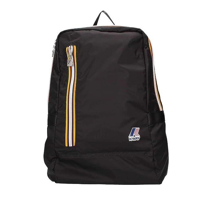 e79fe60005 Zaino K-way K-pocket piccolo nero: Amazon.it: Sport e tempo libero