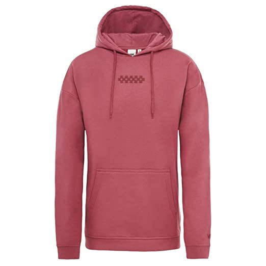 fd9585ccbc Amazon.com: Vans Ladies Overtime Hoody - Rose: Clothing