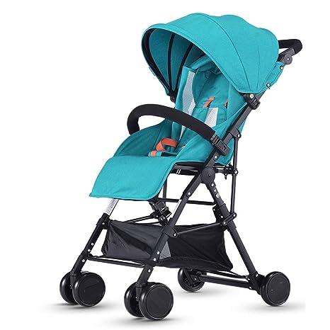 YSH Sistema De Viaje De Cochecito De Bebé Carro De Bebé ...