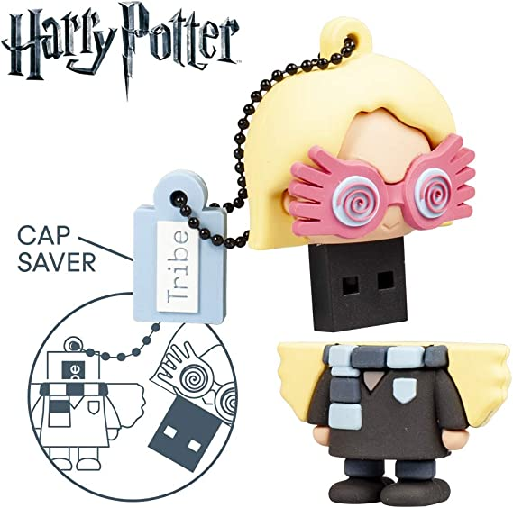 Chiavetta usb 16 gb luna lovegood memoria flash drive 2.0 originale harry