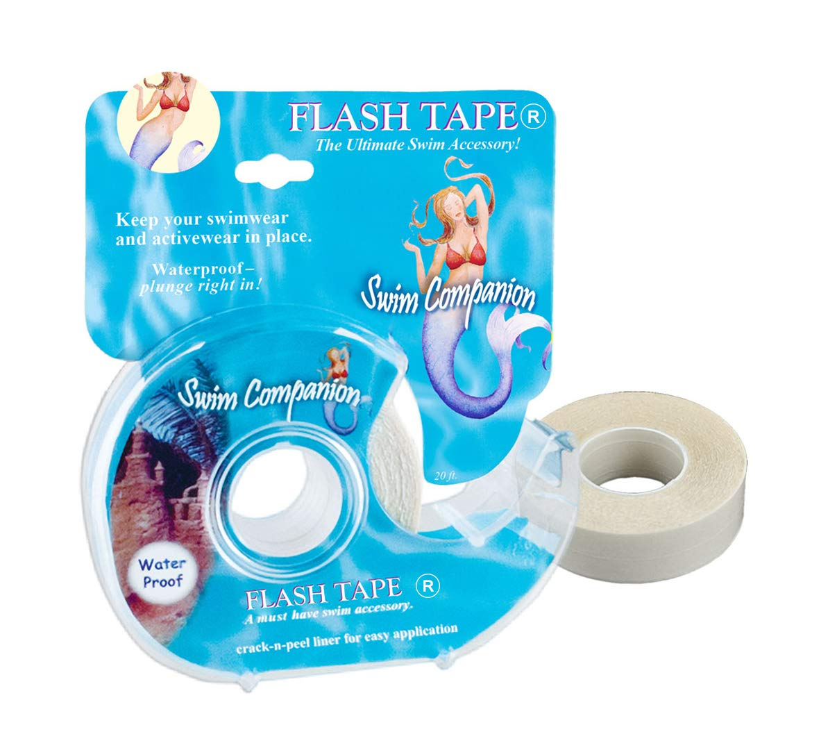 Braza Swim Companion Flash Tape - 2 Pack