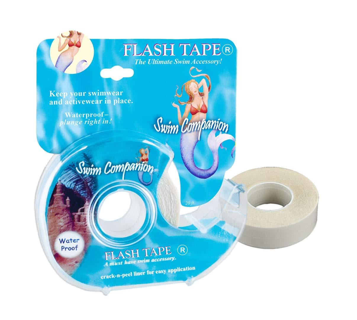 Braza Swim Companion Flash Tape - 6 Pack