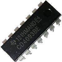 Texas Instruments CD4093BE CD4093 CMOS Quad 2-Input NAND Schmitt Triggers (Pack of 15)