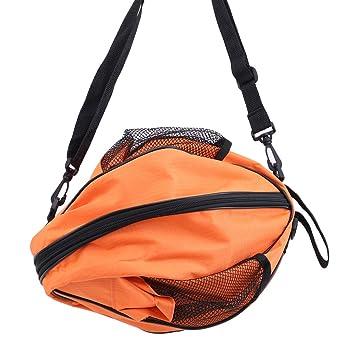 L_shop - Bolsa de Transporte para balón de Baloncesto, portátil ...