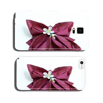 Napkin folding lotus flower on white background cell amazon napkin folding lotus flower on white background cell phone cover case samsung s5 mightylinksfo