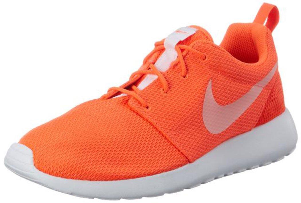 Nike 2750 COTU Classic-6, Zapatillas de Gimnasia para Mujer 40.5 EU|Naranja (Total Crimson / White)