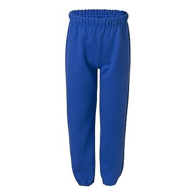 Gildan Heavy Blend Youth Sweatpants, Royal, X-Large