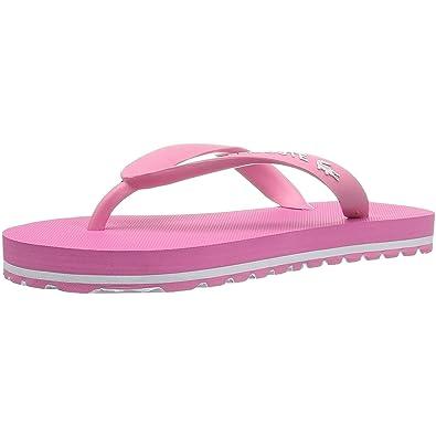 9710200cd7c0c Amazon.com  Lacoste Nosara 118 1 Pink Rubber 13 M US Little Kid  Shoes