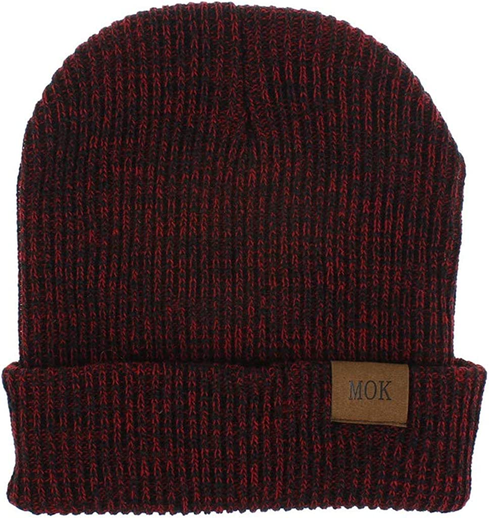 Winter Knitted Hat Sports...