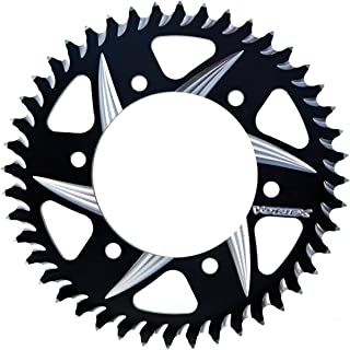 product image for Vortex 435ZK-44 Black 44-Tooth 520-Pitch Rear Sprocket