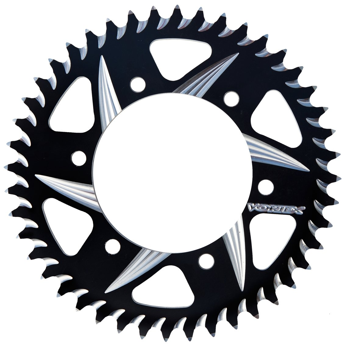 Vortex 435ZK-41 Black 41-Tooth 520-Pitch Rear Sprocket Vortex Racing