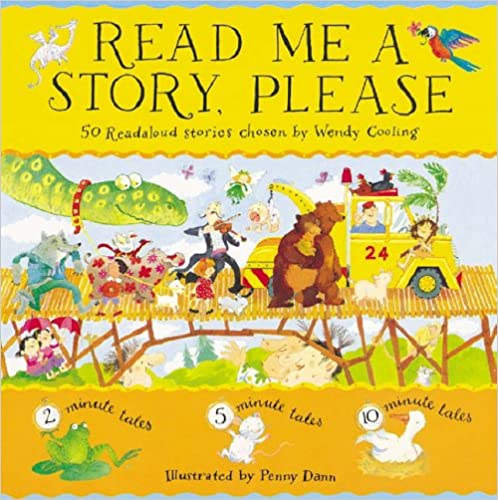 Book Read Me A Story Please: 50 Read aloud stories