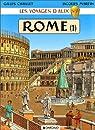 Les voyages d'Alix, tome 11 : Rome (1) par Martin
