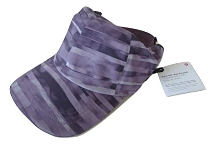 Amazon.com   Athletica LULULEMON Baller Hat Run Ponytail Color ... f63fe97bae0