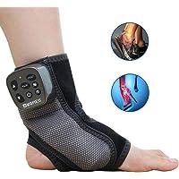 Masajeador eléctrico de pie y tobillo,masajeador de compresión
