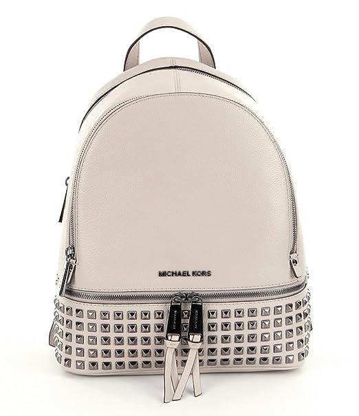 : Michael Kors Rhea Medium Studded Backpack in