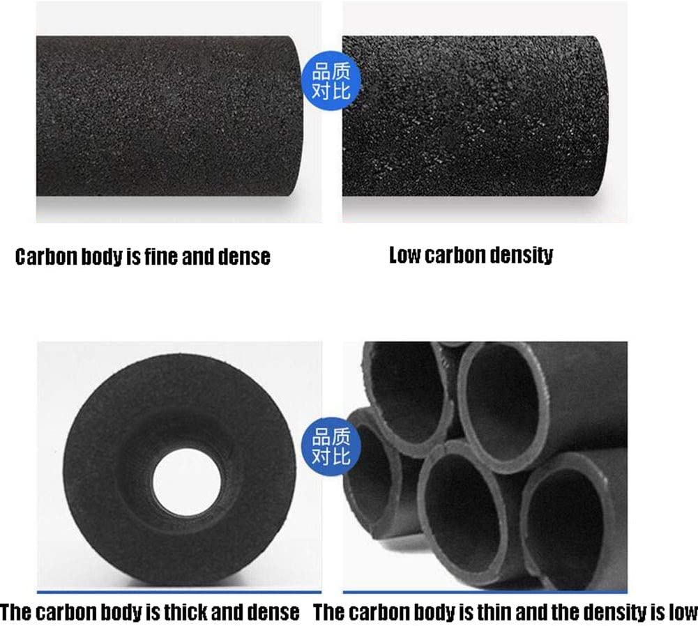 GAC Scale Inhibition Carbon Rod Compressed Carbon Filter Element Household Water Purifier Element 10 Inch Water Purifier Filter Element