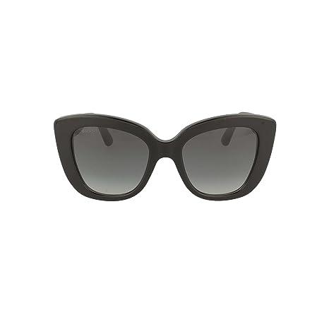 Amazon.com: Gucci GG0327S 001 GG0327S - Gafas de sol ...