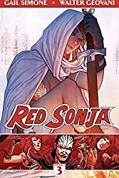 Red Sonja Volume 3: The Forgiving of Monsters