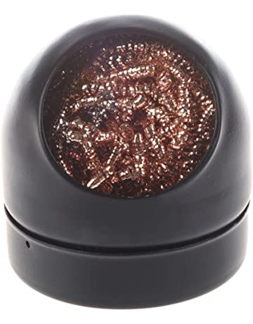 SODIAL(R) Limpieza de punta de hierro del soldador Bola de limpiador de boquilla