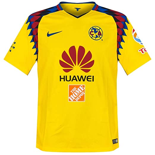 e19c09de6 Amazon.com  Nike Club America 3rd Men s Soccer Jersey 2017-18  Clothing