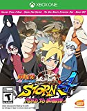 Naruto Shippuden: Ultimate Ninja Storm 4 Road To Boruto - Xbox One - Complete Edition