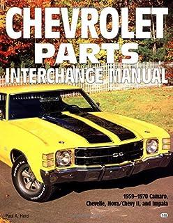 2001 chevy impala interchange parts