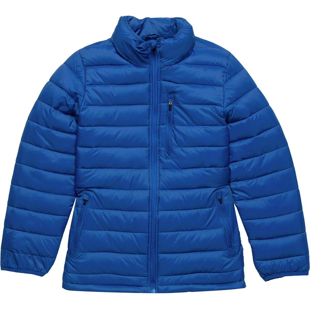 iXtreme Boys Down Blend Puffer Jacket XO14083-BLK--4
