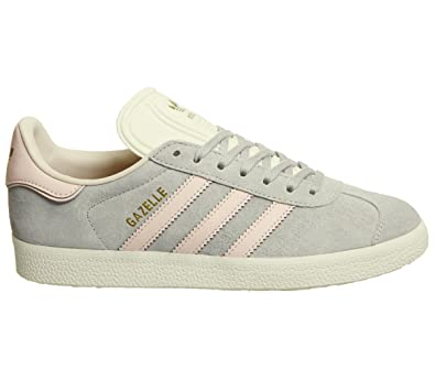 Décontracté Femme Gris Gazelle Baskets Lacets Adidas 38Amazon 7yIf6gbvY