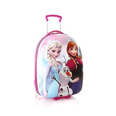 Amazon.com | Heys Disney Frozen Deluxe Kids Luggage | Travel Totes