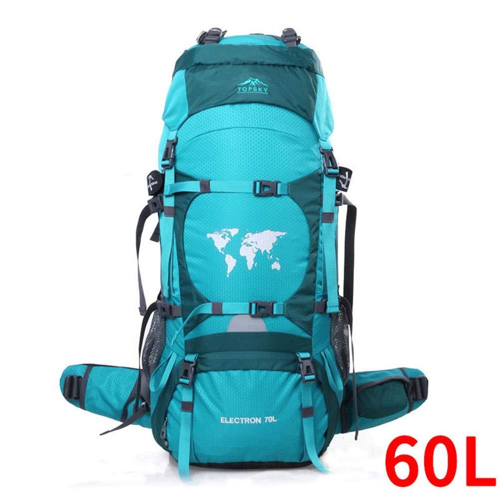 ZTFay Wasserdichte Outdoor-Outdoor-Sporttasche für die Reise zum Bergsteigen mit großer Kapazität