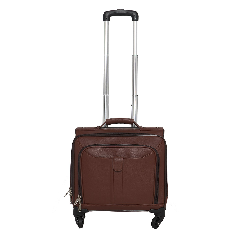 Mboss 41 Ltrs Tan Laptop Roller Case (ONT 053 TAN)