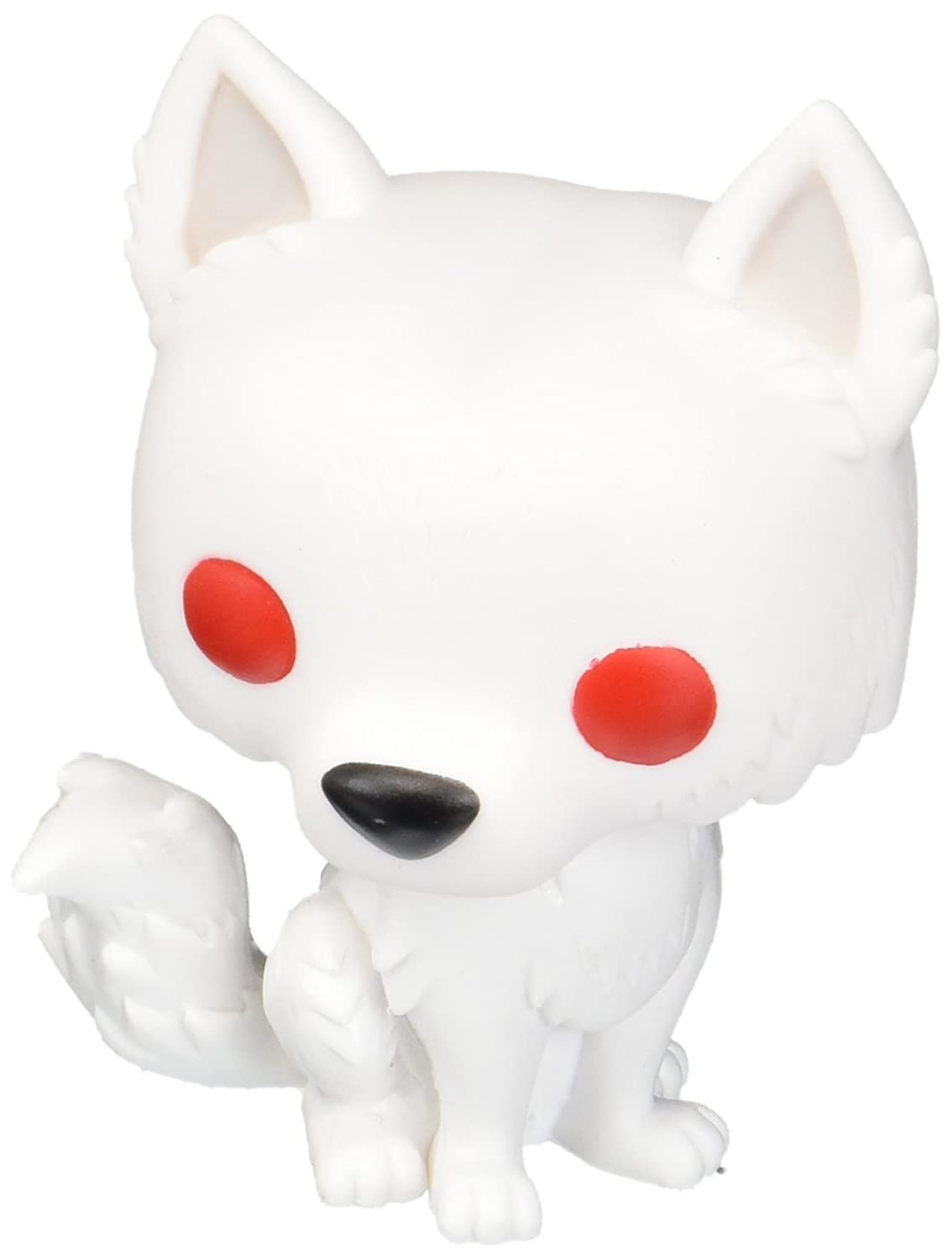 Funko POP Game of Thrones Ghost Vinyl Figure Funko Pop! Television: 3876 Accessory Toys & Games