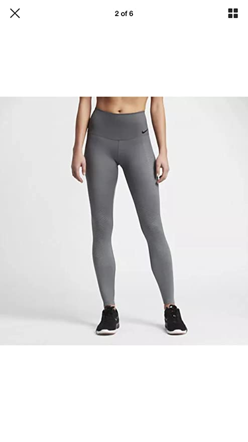 62beb6407433f Amazon.com : Nike Women's Zonal Strength Tights - XS : Sports & Outdoors
