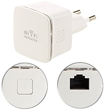 7links WiFi Amplificador: Mini de Wi-Fi Repetidor wlr-4001 350. SM