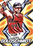 2017 Topps Fire #39 Paul Goldschmidt Arizona Diamondbacks Baseball Card
