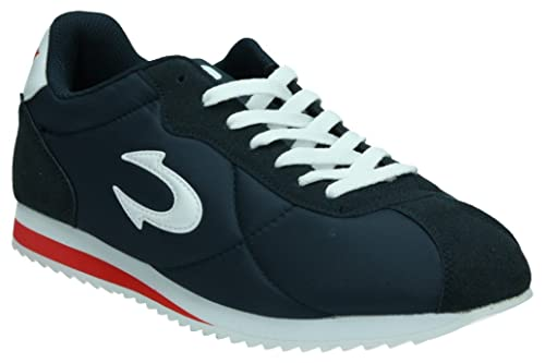 John Smith Corsan Zapatillas Hombre Azul Casual: Amazon.es: Zapatos y complementos