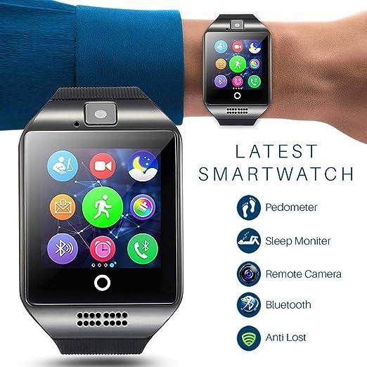 JDTECK BQ Aquaris VS Watch Connected, Smartwatch TF (Micro SD ...