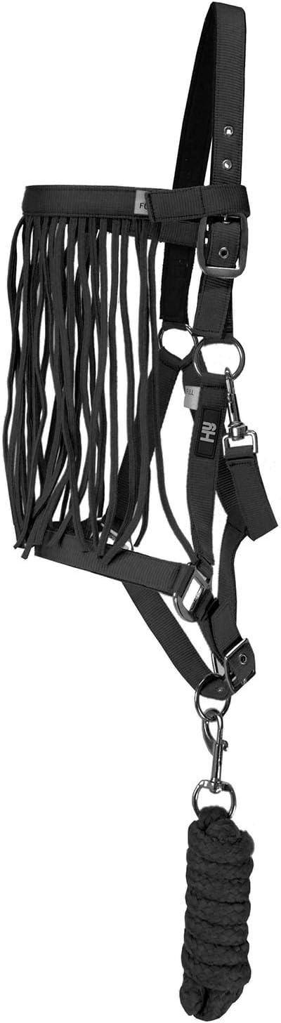 Y-H Hy Set of Lead Rope Fly Veil /& Head Collar