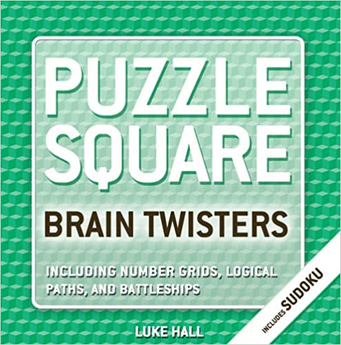 Puzzle Square: Brain Twisters: Including Number Grids,