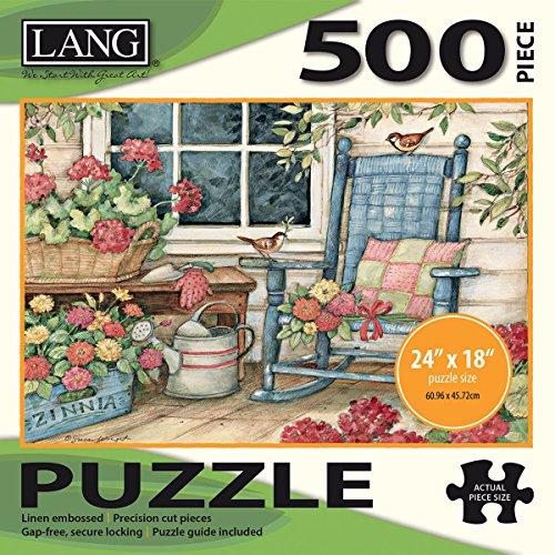 (LANG - 500 Piece Puzzle -