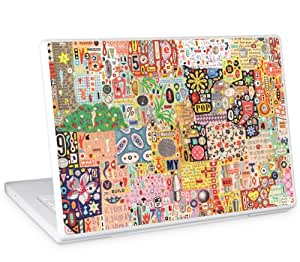 GelaSkins Protective Skin for 13.3 and 14.1-Inch PC and Mac Laptops - My Pop