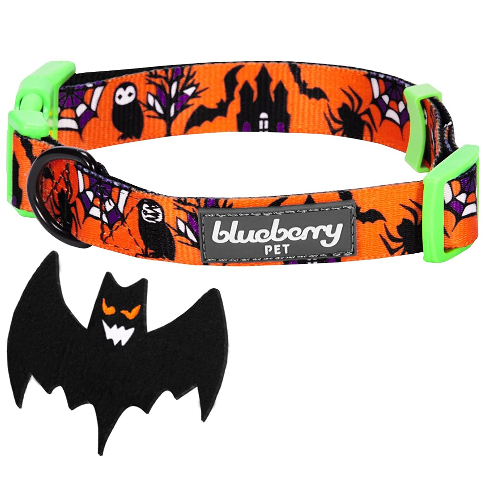 Blueberry Pet 8 Patterns Halloween Mystery Disguise - 3