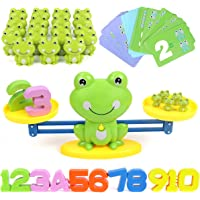 REMOKING Balance Math Toys Game for Kid,Toddler,Baby,STEAM Educational Learning Toys,Teaching&Student Counting Game Gift…