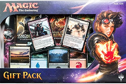 Magic the Gathering Gift Pack english Wizards Coast Trading cards (Gift Magic Set)