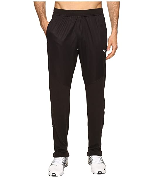 84330fbe25fe Amazon.com  PUMA Men s PWRWarm Wind Pants PUMA Black Pants  Sports ...
