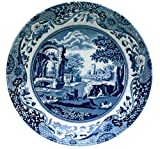 Spode Blue Italian Earthenware 8-1/2-Inch Pasta Bowl